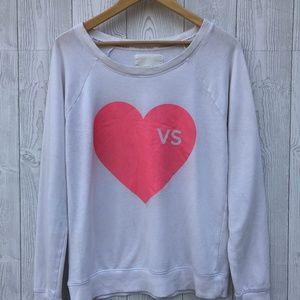 VICTORIA SECRET Long Sleeve Sweater - M